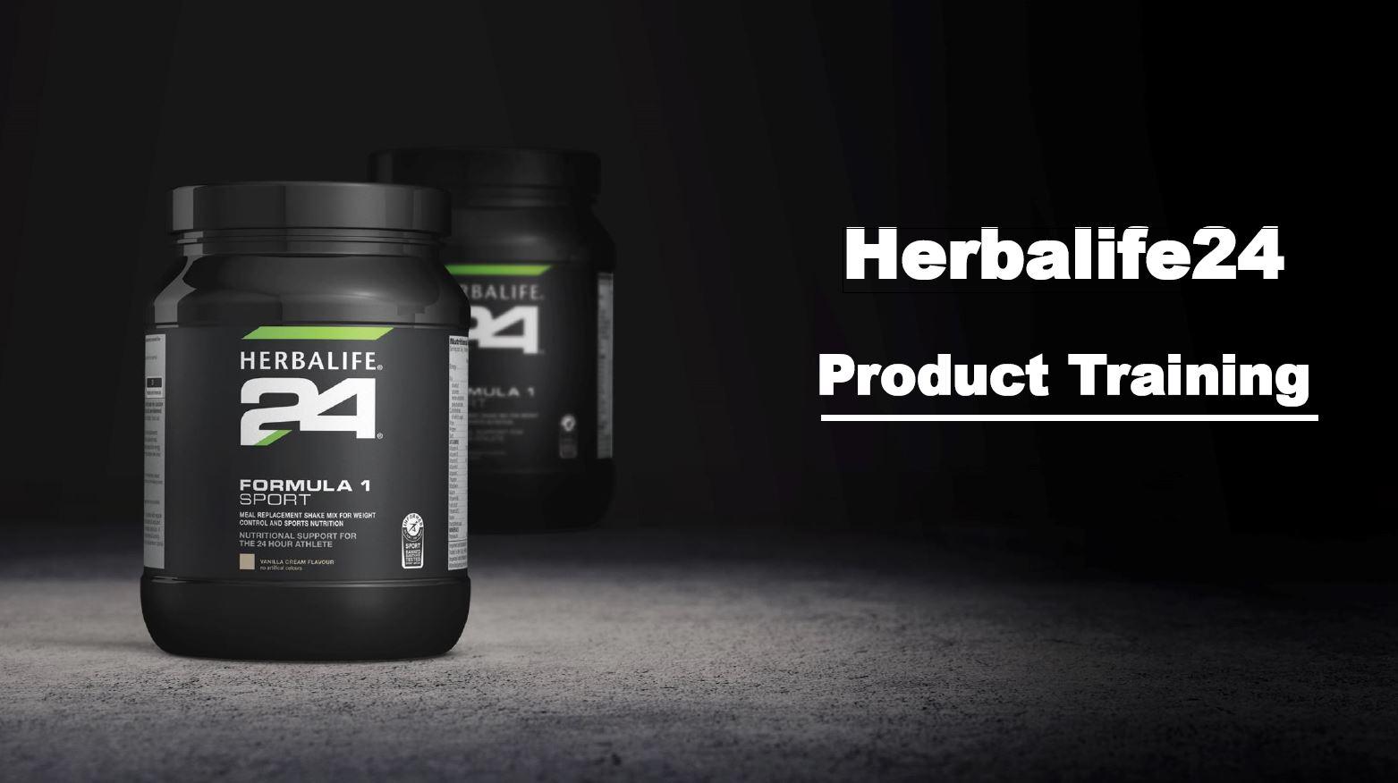 Download de Herbalife 24 Product Training