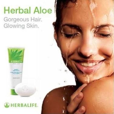 Herbal Aloe Verzorging