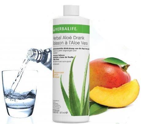 Herbalife Aloe Mango