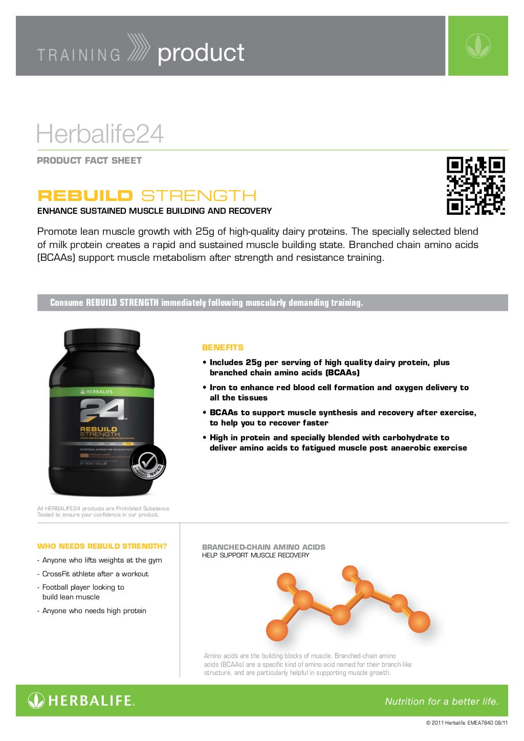 Herbalife24 Strength