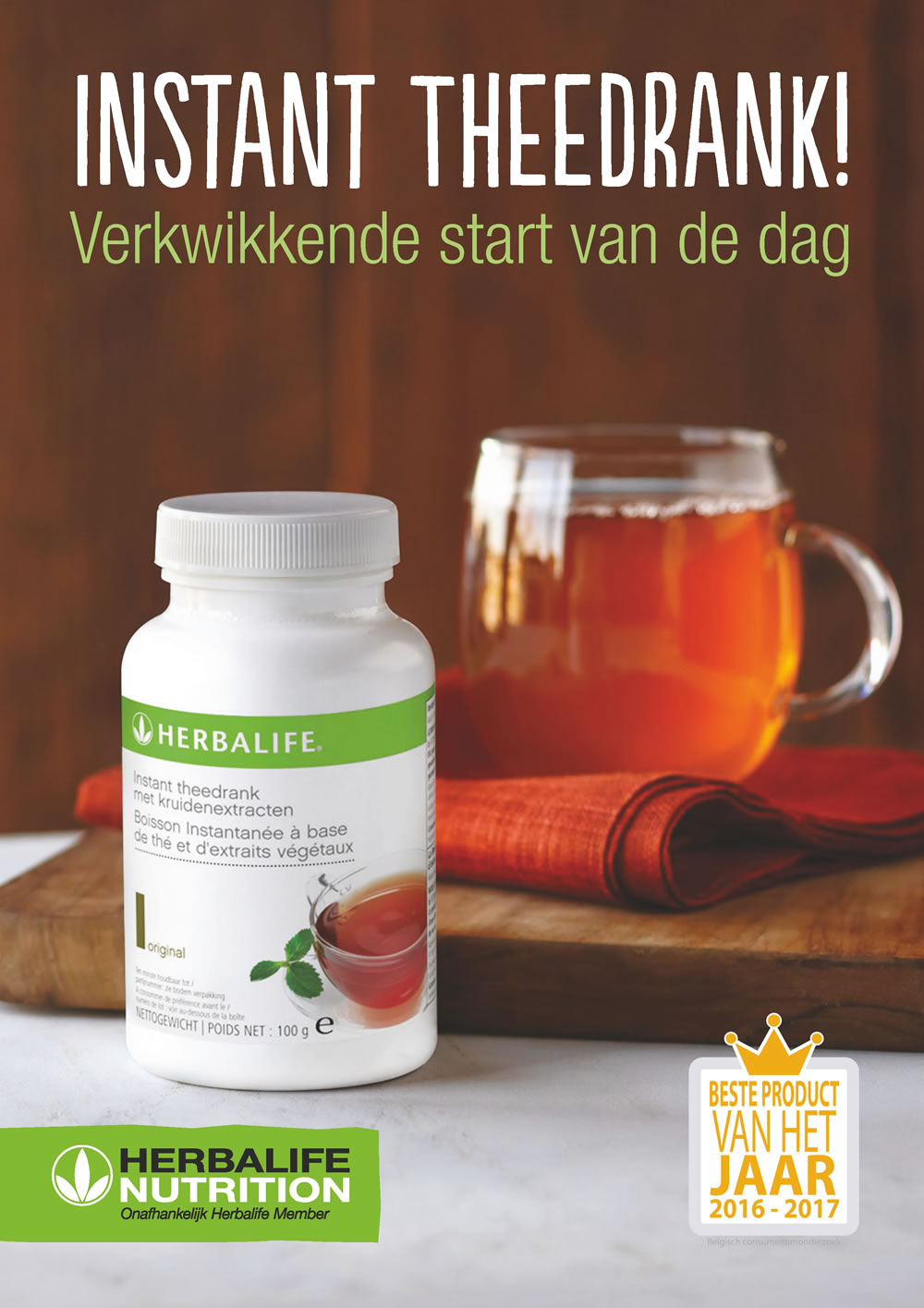 Herbalife Thermodrank