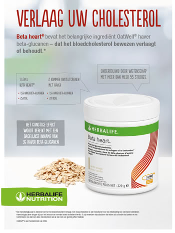 Voordelen Beta Heart Herbalife