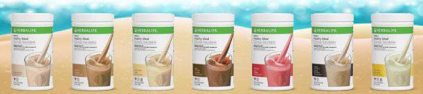 Herbalife F1 Shake smaken