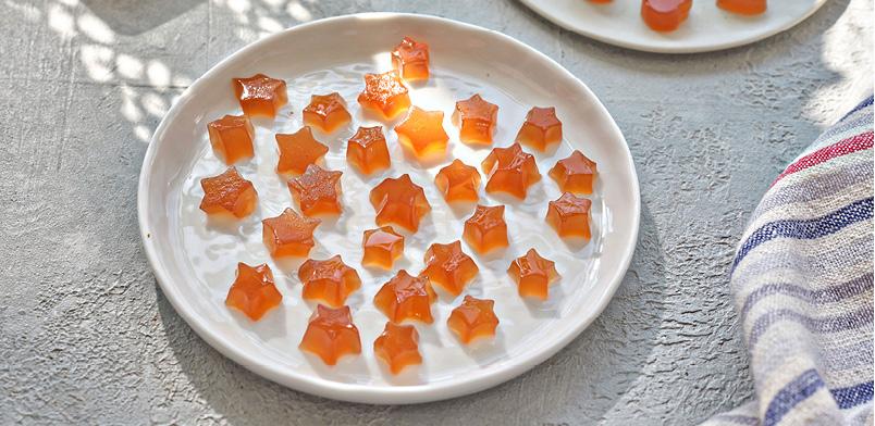 Herbalife Recept: Herbalife Gummy Sterren en Hartjes