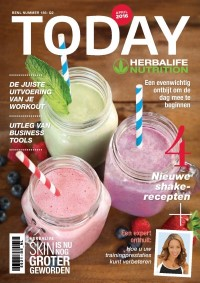 Herbalife Today Magazine 185 Lente 2016