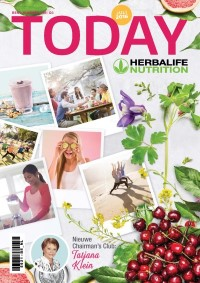 Herbalife Today Magazine 186 Zomer 2016