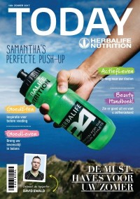 Herbalife Today Magazine 189 Zomer 2017