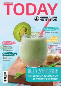 Herbalife Today Magazine 193 Zomer 2018