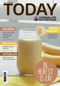 Herbalife Today Magazine 194 Herfst 2018