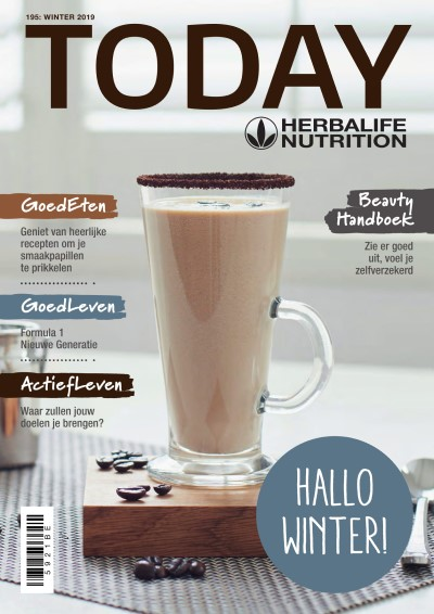 Herbalife Today Magazine 195 Winter 2019