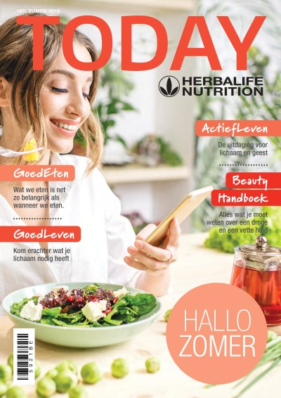 Herbalife Today Magazine 197 Zomer 2019