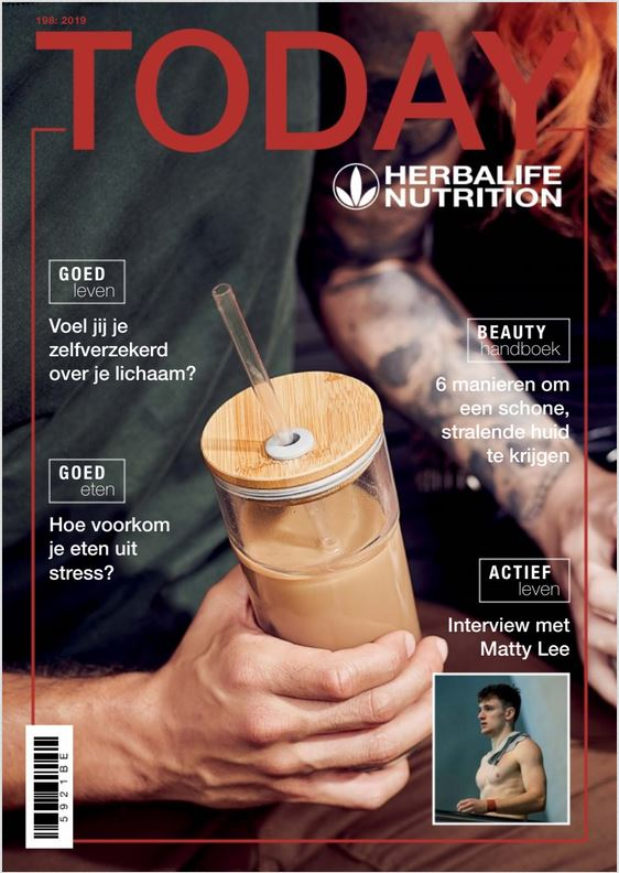 Herbalife Today Magazine 198 Winter 2019