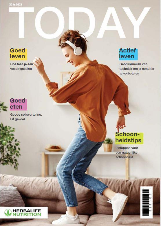 Herbalife Today Magazine 201