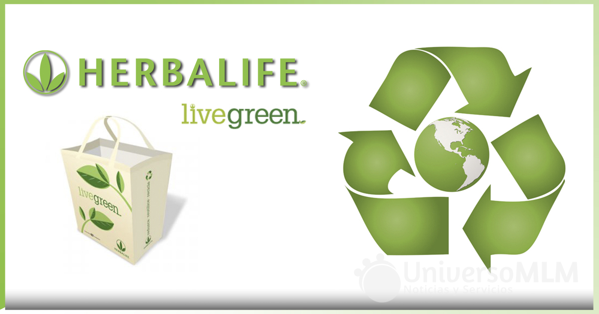 Live Green Herbalife