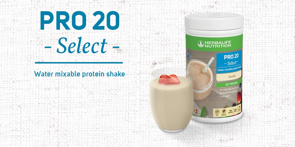 Herbalife Pro 20 Select