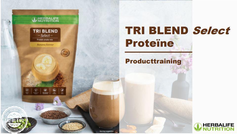 Herbalife TRI Blend Select