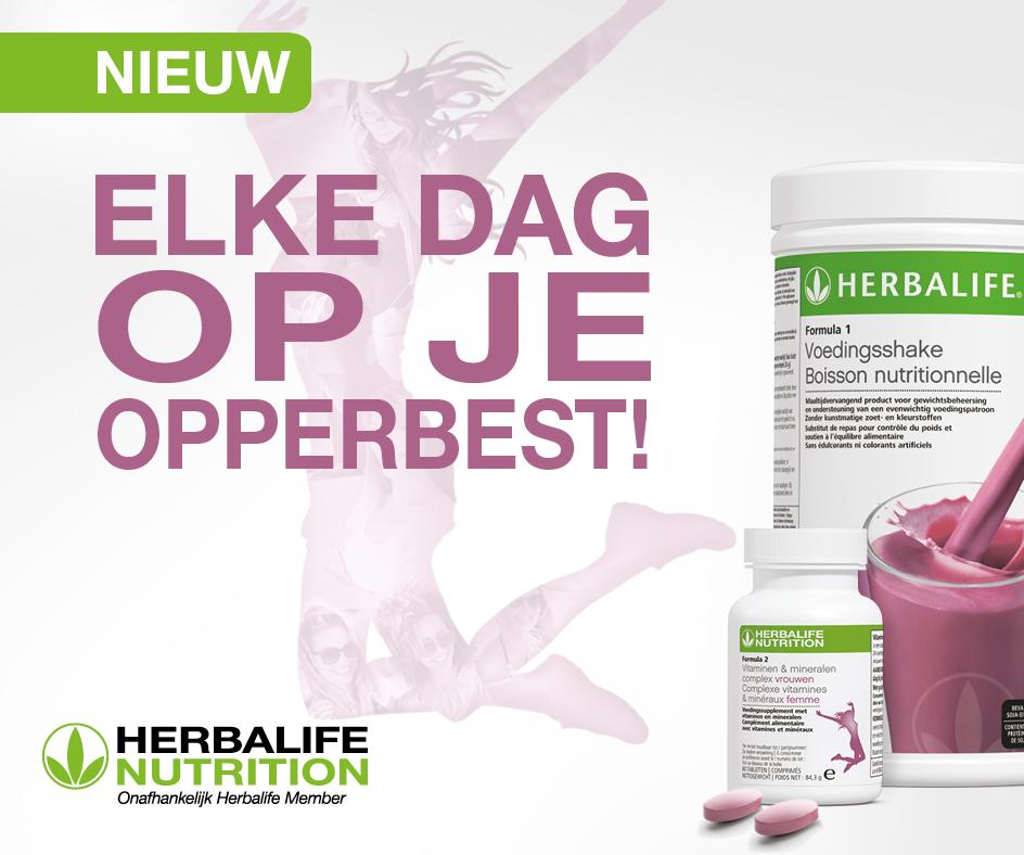 Herbalife Vrouwen Formula 2 Vitaminen Mineralen Complex Vrouwen