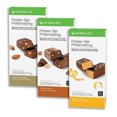 Herbalife Proteïnerepen