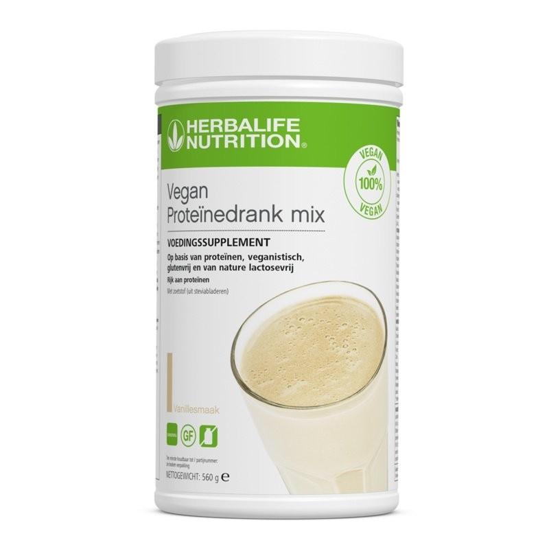 Vegan Proteïne Drankmix